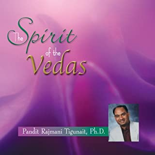 The Spirit of the Vedas audiobook cover art