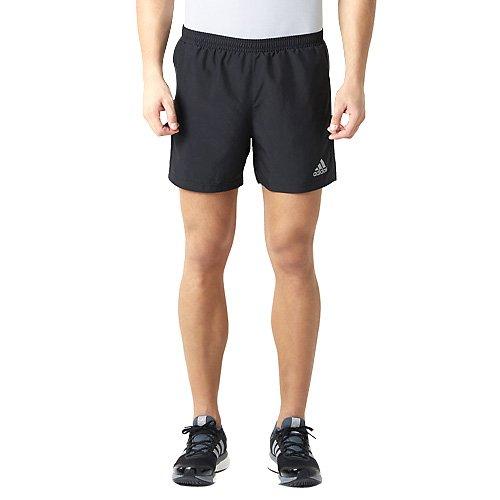 adidas Run SHO M - Pantalón Corto para Hombre, Color Negro, Talla 2XL5