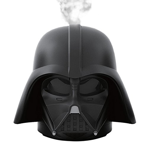 Star Wars Emson Darth Vader Capacity Ultrasonic Cool Mist Humidifier, 2 L