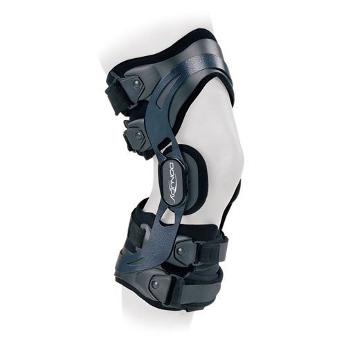Donjoy Everyday Knee Brace Mild ACL PCL LCL Instabilities Non Contact Sports Easy Fit Home Use Lightweight & Comfortable Medium Left by Donjoy