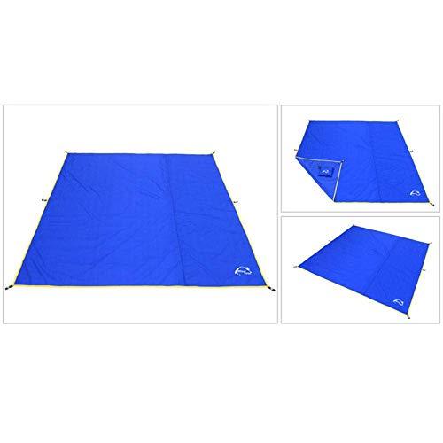 Tapis de Plage abri Soleil abri Camping en Plein air Sports Portable Pique-Nique au Sol 1 pc étanche à l'humidité