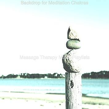 Backdrop for Meditation Chakras