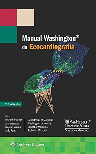 Manual Washington de Ecocardiografía, 2a edición (Spanish Edition)