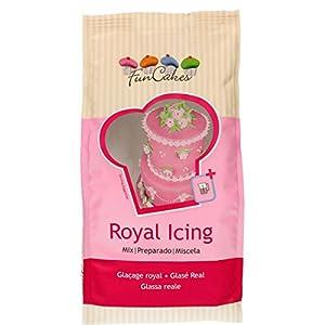 Funcakes Preparado Glasa Real (Royal Icing) 900g