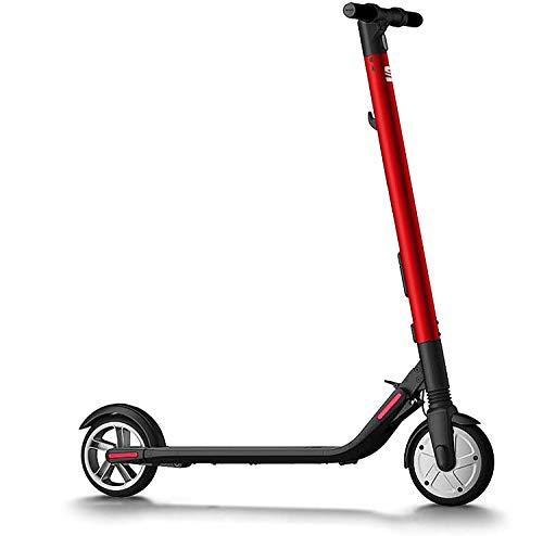 SEAT EXS KickScooter - Patinete eléctrico 25km/h, 12,5kg, 300W, luces LED, Autonomía...