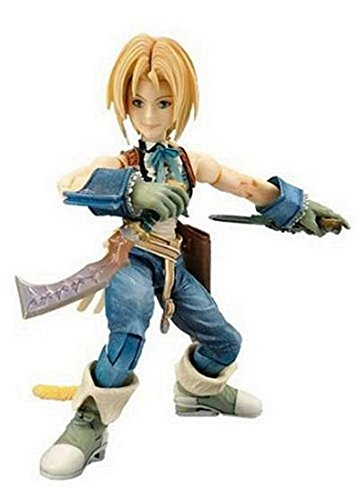 Square Enix Final Fantasy IX Zidane Tribal Play Arts Action Figure