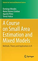 A Course on Small Area Estimation and Mixed Models: Methods, Theory and Applications in R (Statistics for Social and Behavioral Sciences)