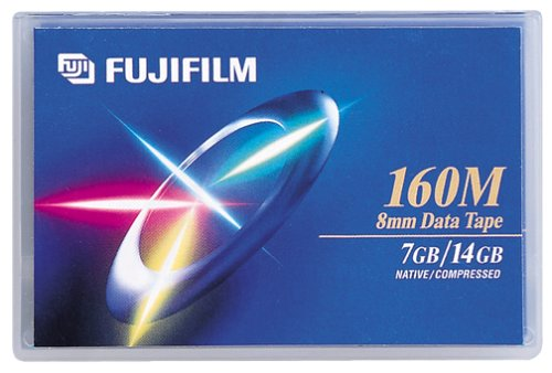 Fujifilm 8MM Eliant 3.5 5/7GB/7/14GB 8MM 160M Cart 1-Pack