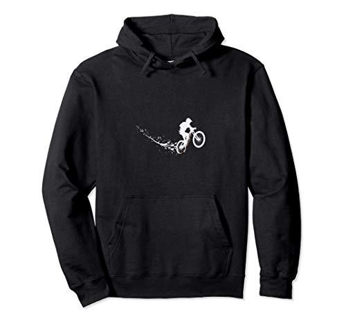 Mountain Bike Downhill MTB Biking Biker Gift Pullover Hoodie
