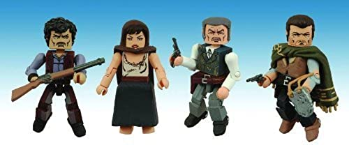 Diamond Select Toys A Fistful of Dollars Minimates Box Set by Diamond Select