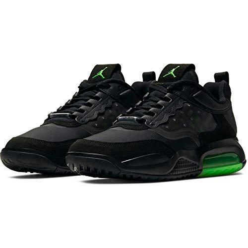 Nike Jordan MAX 200, Zapatillas Deportivas para Hombre, Negro