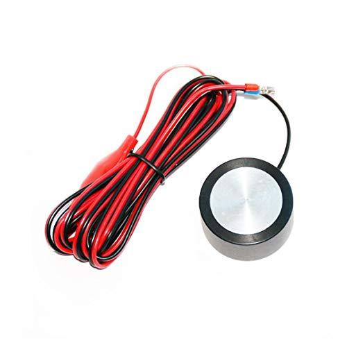 RATTMMOTOR CNC Z Achsen Touch Plate Router Auto Check Instrument Fräser Werkzeug Einstellungssonde für Graviermaschine Fräsen DIY Gravur Werkzeuge