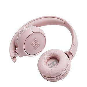 JBL TUNE 500BT - On-Ear Wireless Bluetooth Headphone - Pink