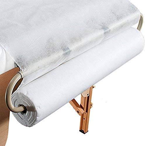 Vellen Schoonheid Wegwerp Voor Massage Van Gezichtswaxen En Lichaamsverzorging Roll 80 × 180 Cm Niet-poreus Non-woven Materiaal (1 Roll Van 48
