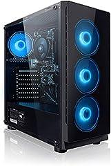 PC Megaport Ordenador AMD A8-9600 4X 3.10GHz • AMD Radeon R7 • 8GB DDR4 • 1TB • USB3.0 Desktop pc • 1TB Disco Duro • Windows 10 Home