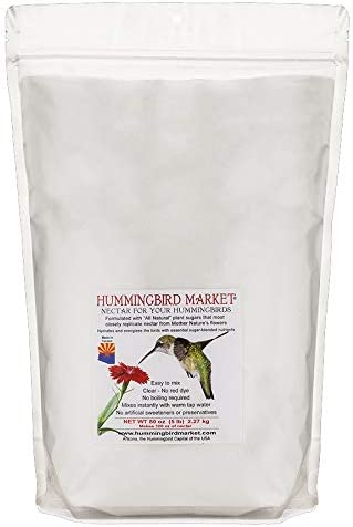 Hummingbird Market Nectar 25% OFF 80oz 320 Makes Oun Popular shop is the lowest price challenge Pouch