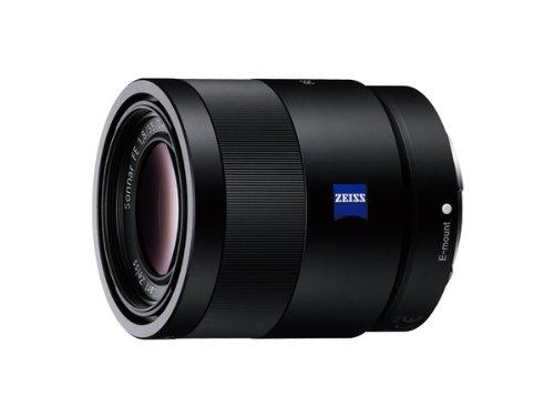 ソニー Sonnar T* FE 55mm F1.8 ZA※Eマウント用レンズ(フルサイズ対応) SEL55F18Z
