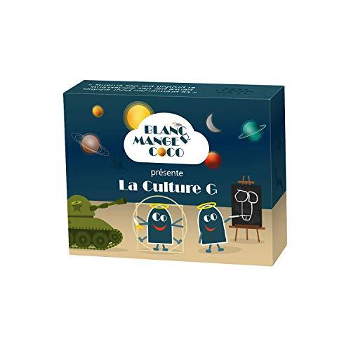 Blanc-Manger Coco-La Culture G Extensión Nº 7 G-200 Tarjetas, 15