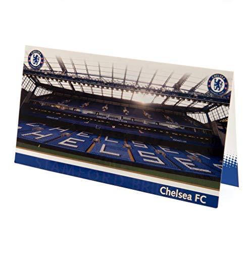 Chelsea F.C. Carte d'anniversaire Stade officiel
