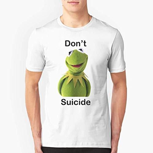 Don't Suícíde Kếrmít The Frog - Tee T Shírt Sweatshírt Hoodíes