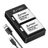 Artman LP-E8 Battery and Rapid Dual USB...