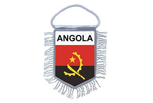 Akachafactory Wimpel minivlag vlag vlag minivlag Angola