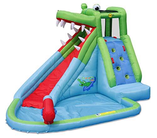 Happy Hop The Crocodile Pool, Mehrfarbig (9240), bunt