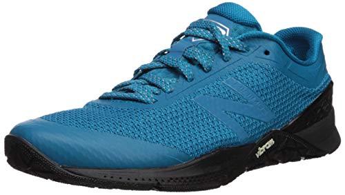 New Balance Minimus 40, Zapatillas Deportivas para Interior Hombre, Azul (Deep Ozone Blue/Black Rd1), 40.5 EU