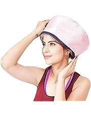 URBANMAC Hair Care Thermal Head Spa Cap Treatment with Beauty Steamer Nourishing Heating
