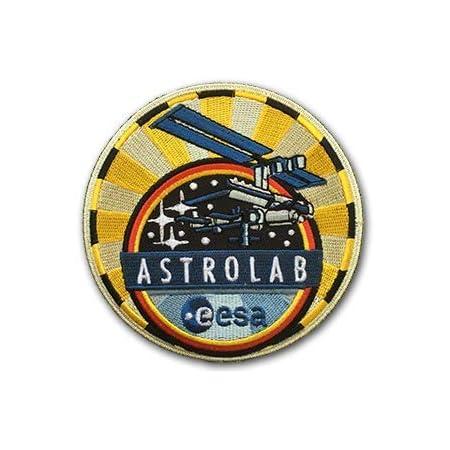Esa Projekt Orion Esm Fm 1 Raumfahrt Aufnäher Auto