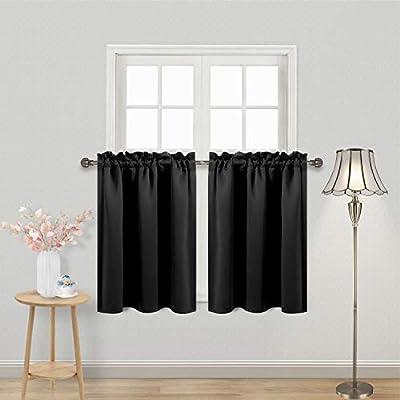 DWCN DWUS-Blackout Tier Curtains