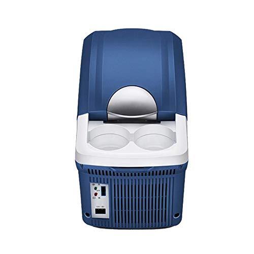 Auto Kühlschrank, Tragbare Kompressorkühlbox Mini Kühlschrank Gefrierschrank Elektrische Kühlbox Elektrokühlbox Camping für Reise, Picknick, Auto