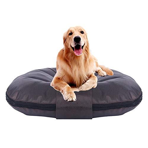 Miaosss kwaliteit PP Pet katoen warm en comfortabel slaapbank ademend wasbaar/antistatisch geschikt voor grote honden in een huisdier Domesticobruin-M