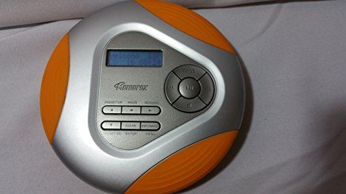 Memorex Personal MP3 CD Player With Digital AM FM Radio