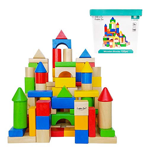 Cubbie Lee Premium Wooden Building Blocks Set review