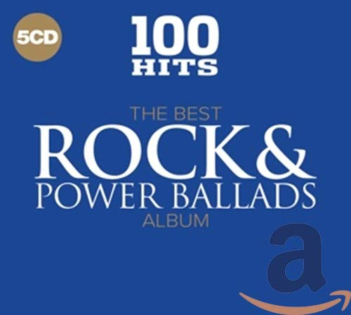 100 Hits - The Best Rock and Pow...