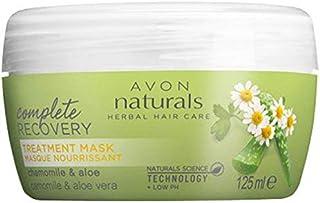Avon Naturals Chamomile & Aloe Mask