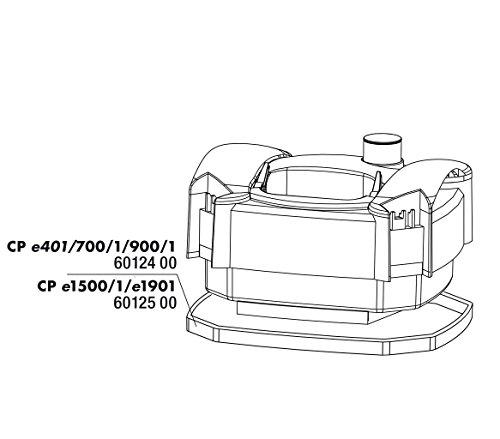 JBL CP e4/7/900/1,2 Pumpkopf Gummidichtung Ersatzteil für CristalProfi e Außenfilter