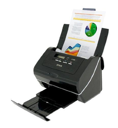 Epson GT-S80 Dokumentenscanner (600dpi, USB, A4, 40ppm)