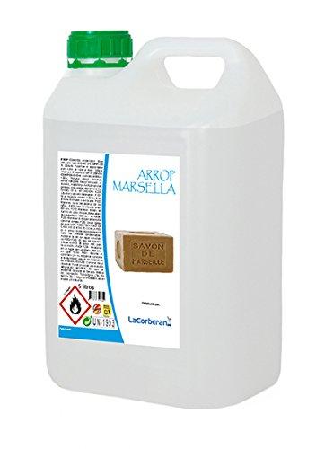 LA CORBERANA Desodorante Textil/Ambientador para Ropa (Marsella, 5 litros)