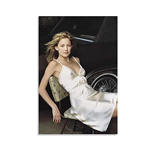 LANTOU Kate Hudson - Poster di bellezza su tela, 20 x 30 cm