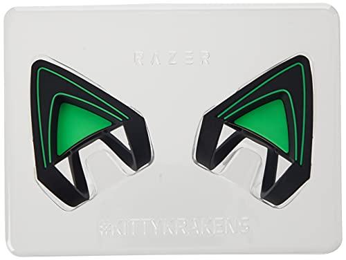 Razer - Kitty Ears para auriculares Kraken, compatible con los modelos 2019, TE y X, diseño Individual, color verde