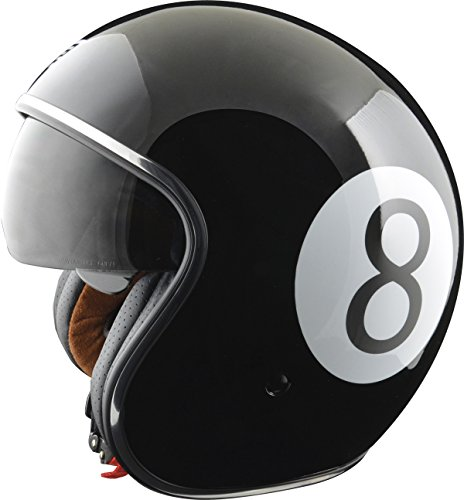 Origine Helmets Sprint Baller, Nero, Taglia S