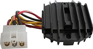 DB Electrical AKW6006 New Rectifier For John Deere 240, 245 Lawn Tractor, 345, F525, F735, Gx345, Lx176, Lx188, Lx279, X495, X575, X700, X720, X724, X728, Cs Cx Ts Gator AM101046 AM126304