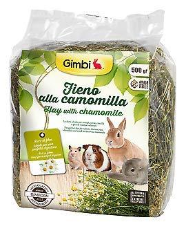 Gimbi Fieno alla Camomilla - Confezione da 500 gr