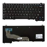 YANTAIAN Reemplazos para portátiles Teclado Estadounidense for Lenovo Thinkpad E570 E575 E570C