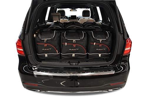 KJUST Kit de Bolsas 6 pcs Compatibles con Mercedes-Benz GLS 2015-2018 Tronco