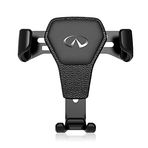 Car Phone Holder, Angle Height Adjustable Vertical Desktop Phone Stand, Compatible with All Smartphones,for Infiniti Fx35 Q50 Q30 Esq Qx50 Qx60 Qx70 Ex Jx35 G35