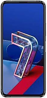 ASUS(エイスース) ASUS ZenFone 7 - オーロラブラック6.67インチ SIMフリースマートフォン[マルチキャリア対応:docomo/au/Softbank/Y! mobile] ZS670KS-BK128S8
