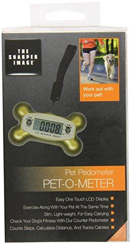 The Sharper Image Pet-o-Meter, Gold